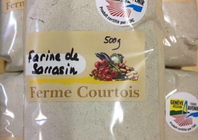 farine de sarrasin vente directe agriculteur geneve versoix